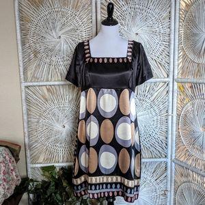 Dress: Empire Waist Mod Shift